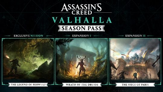 Free seasonal content and paid-for expansions coming post-launch