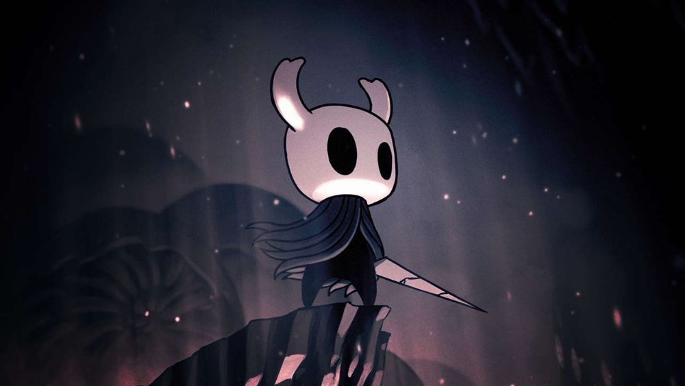 Hollow Knight first launched February 2017 for PC