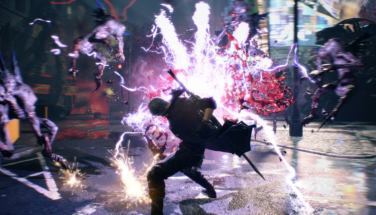Devil May Cry 5!