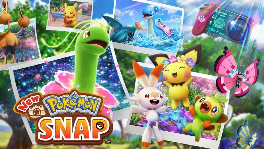 New Pokemon Snap is an on-rails 'shooter'