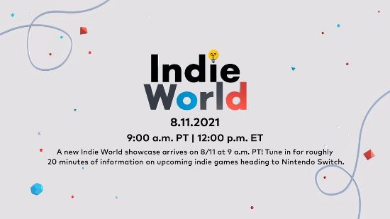 Indie World Showcase is exclusive to Switch