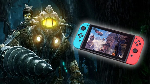 BioShock Collection on Switch