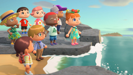 Animal Crossing New Horizons is for escapism not politics