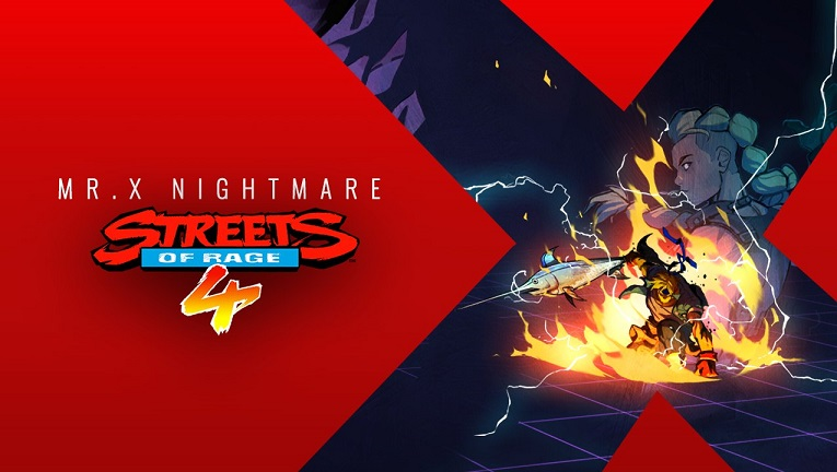 DailyBits talks with Dotemu about Street of Rage 4's upcoming DLC