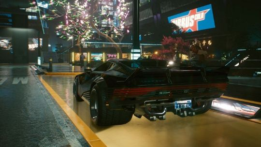CD Projekt RED gives vehicles a unique feel and style of their own