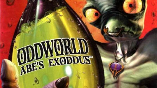 Oddworld: Abe's Exoddus released in late 1998