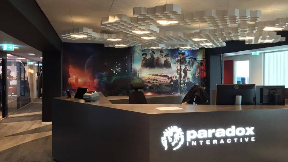 Paradox Interactive was founded in 1999