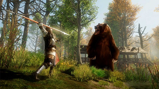 New World is Amazon Game Studios' first PC title