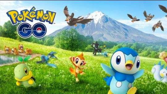 Multiple events are underway for Pokemon
