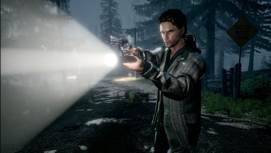 Alan Wake Remastered lurks in the shadows for now