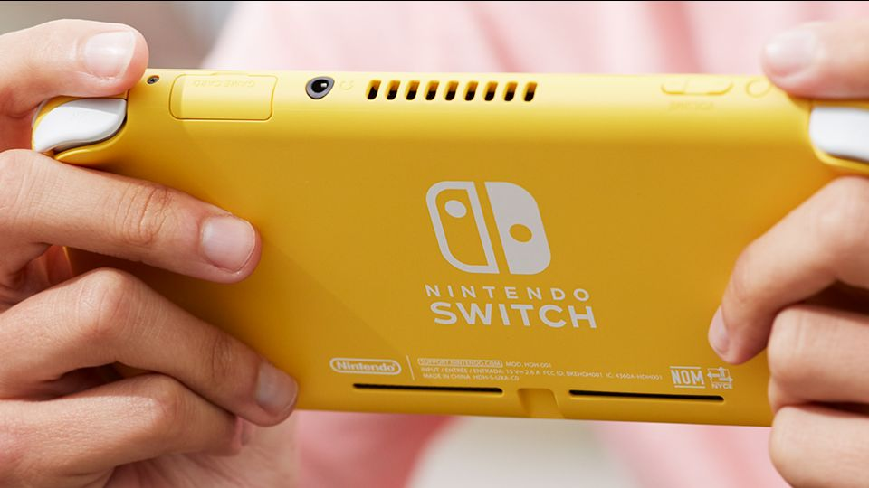 Nintendo Switch launched March 2017