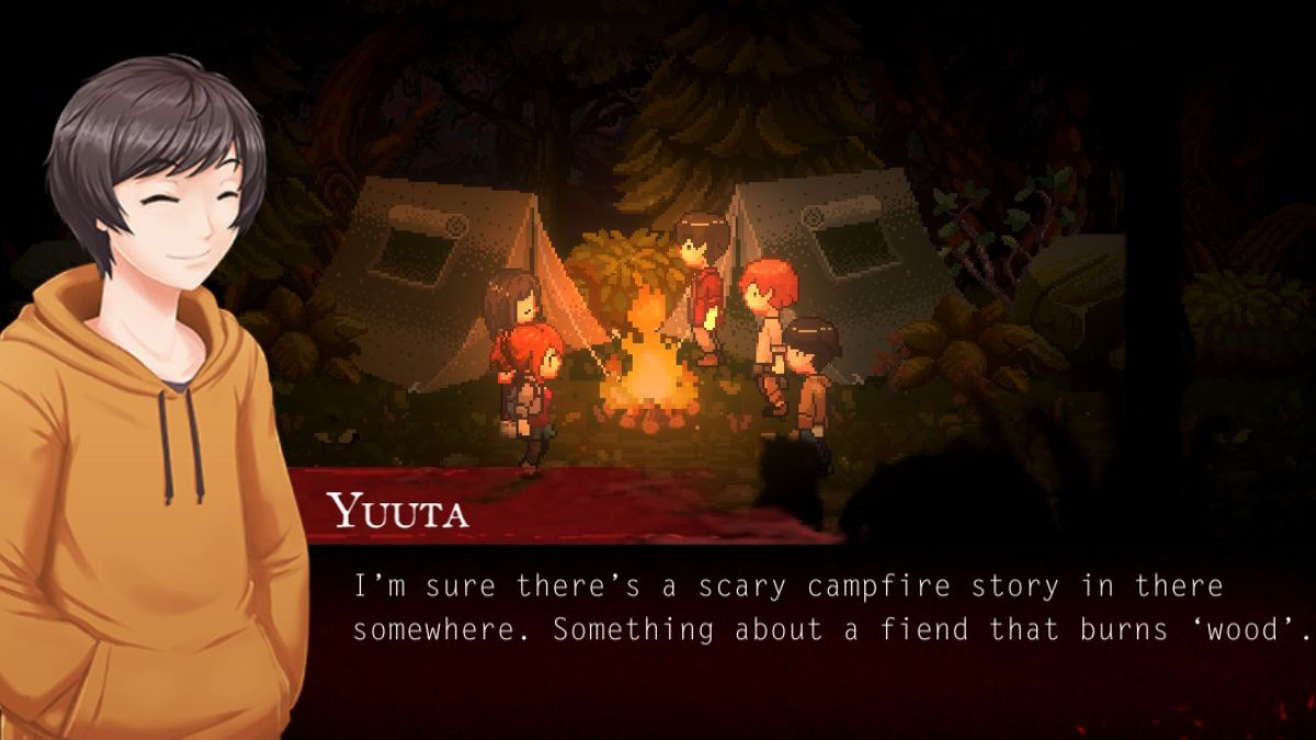 Yuuta is a character you meet along the way