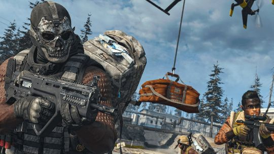 Warzone is a battle royale from all Call of Duty studios