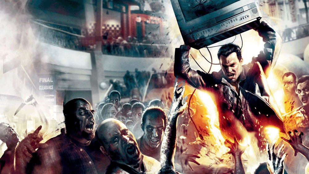 There have been three films based off Capcom's Dead Rising