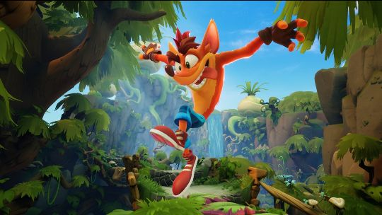 Call of Duty remains on top, but more Crash Bandicoot can't hurt