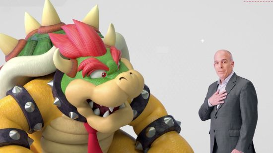 Bowser is now running Nintendo of America