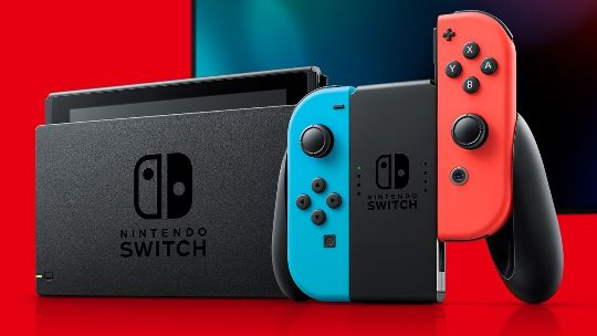 Nintendo Switch is a hybrid handheld console