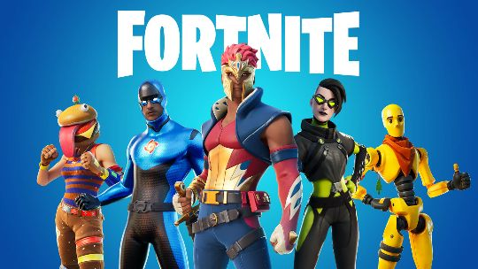 Next-gen ready with a throwback to Fornite's first ever season
