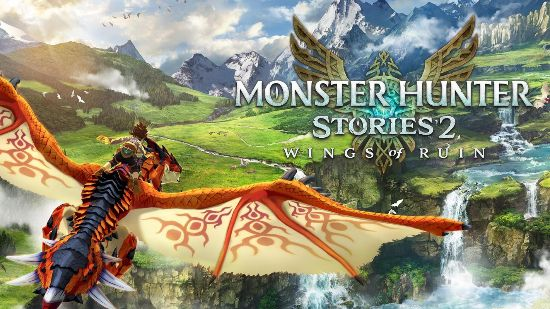 Wings of Ruin is a sequel to 2016's Monster Hunter Stories