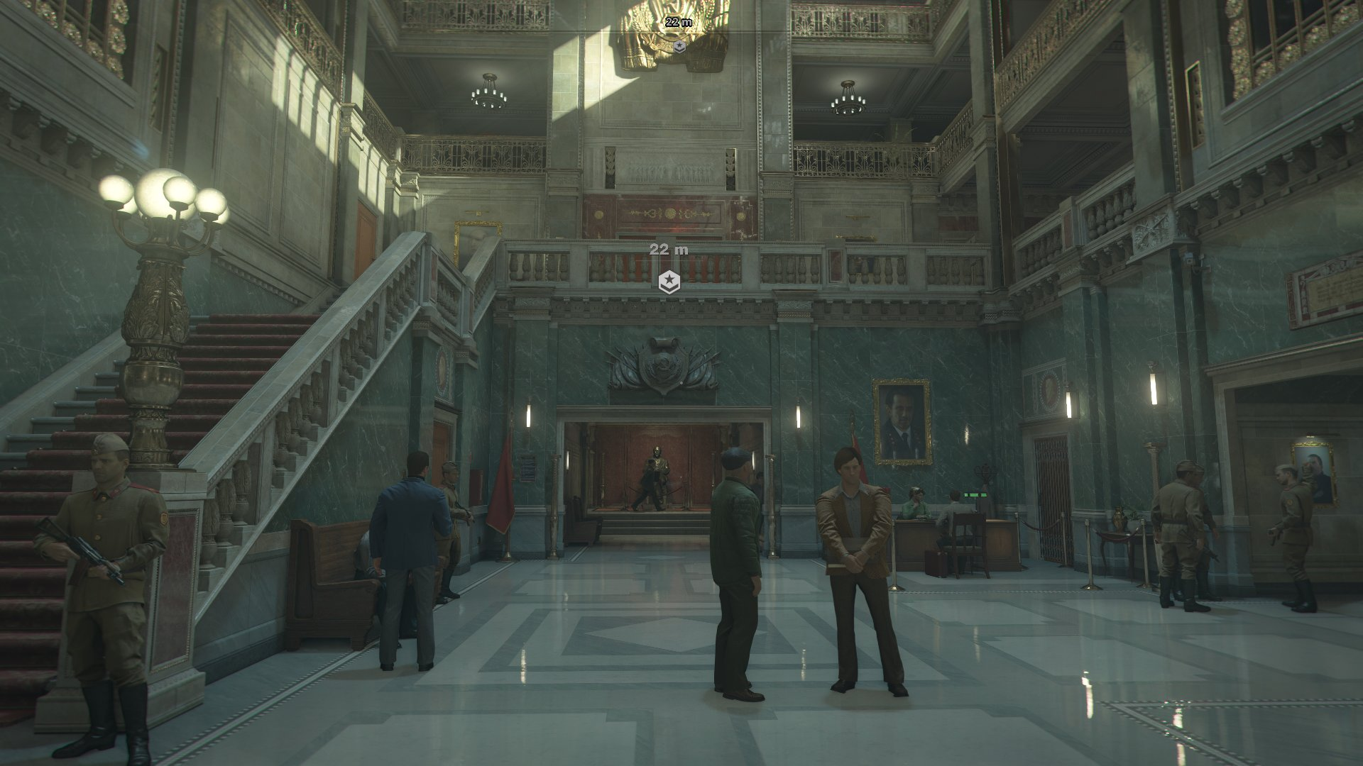 A mission inside the KGB HQ ranks among the campaign's best moments.