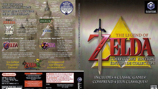 The Collector's Edition included four classic adventures