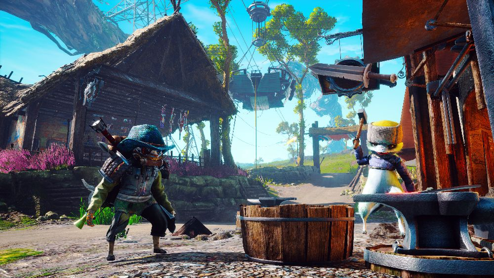 BioMutant is from Swedish dev Experiment 101