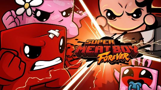 Super Meat Boy Forever hits other consoles in 2021