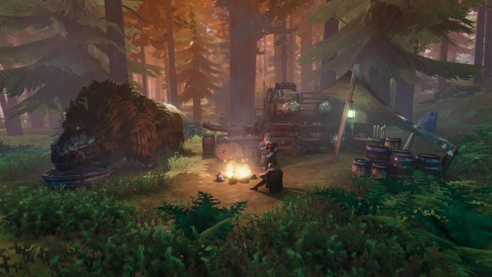 Valheim launched Feb. 2 on Steam Early Access