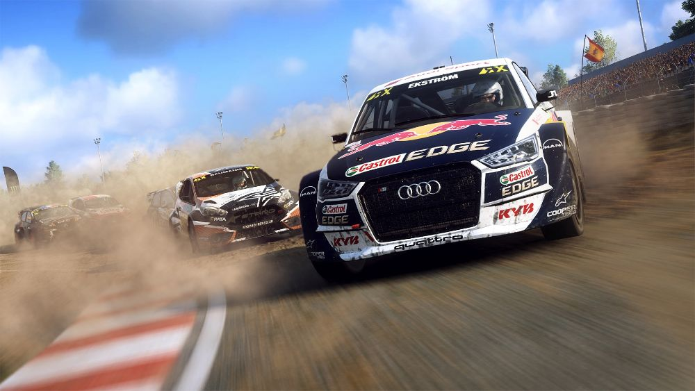 Codemasters will be adding to the EA Sports catalogue