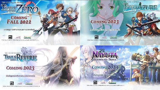 Four Trails titles spread across 2022 and 2023