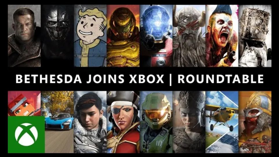 Bethesda Softworks is now part of Team Xbox for $7.5bn