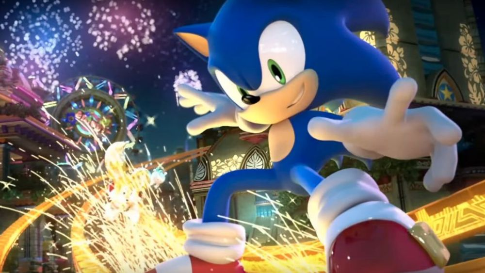 Sonic celebrates his 30th anniversary this year