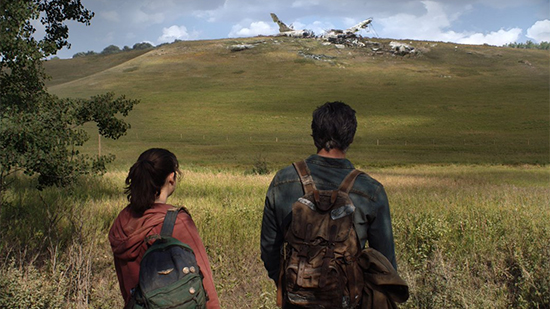 First image of HBO's The Last of Us adaptation