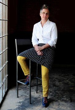 Monica Pope Top Chef Supports WMS 2021 Gala