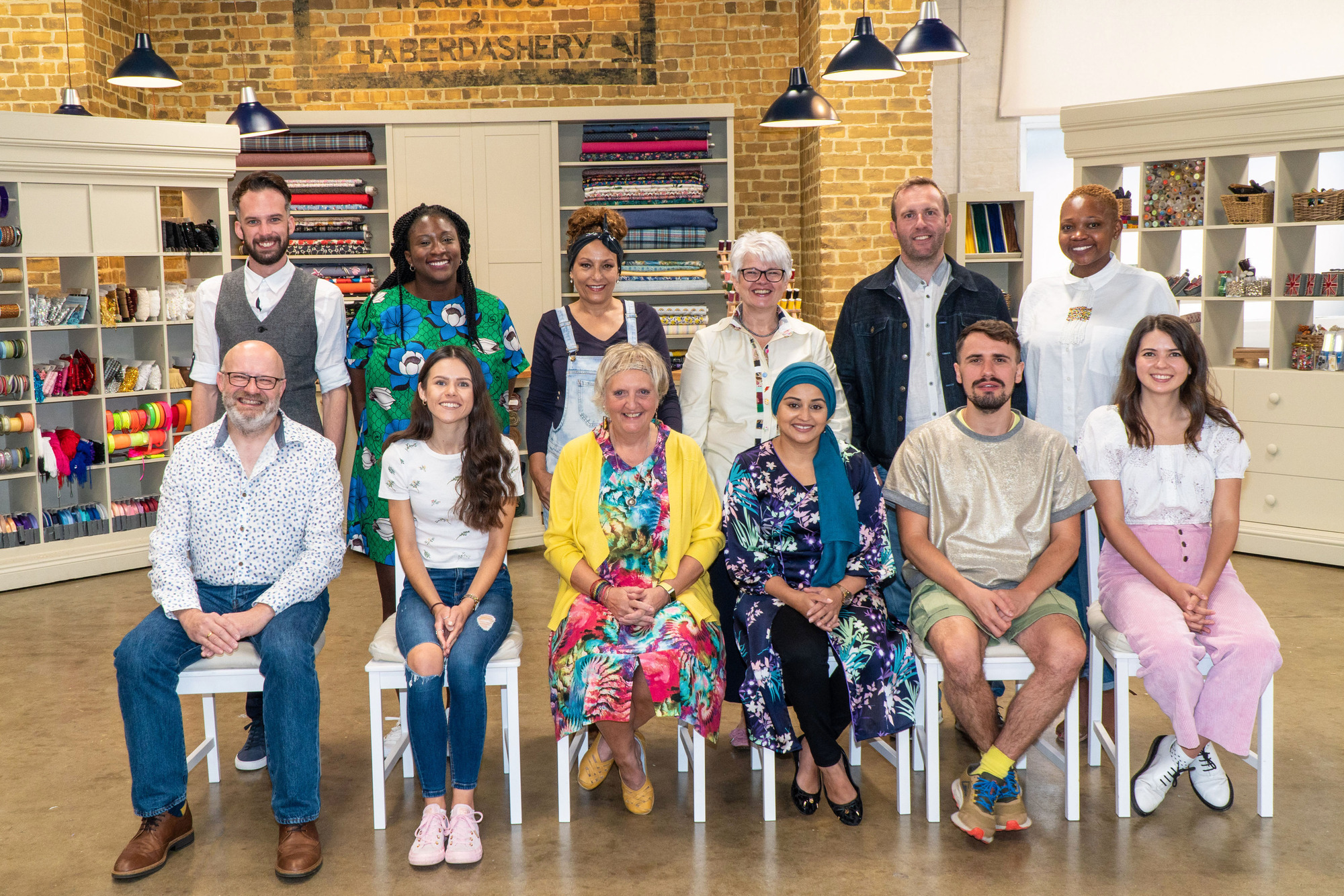 The Great British Sewing Bee Series 7