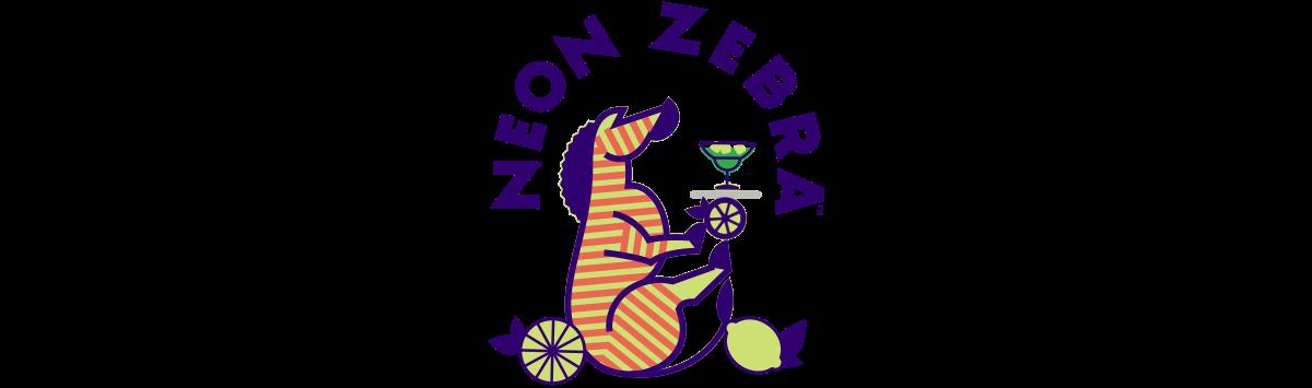 Neon Zebra Logo