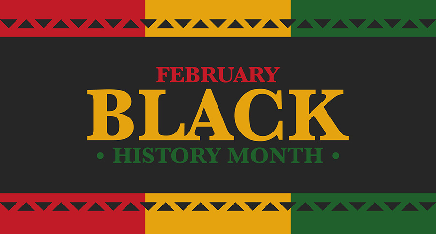 black history month is february