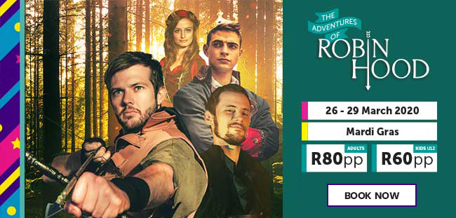 The Adventures Of Robin Hood at Carnival City