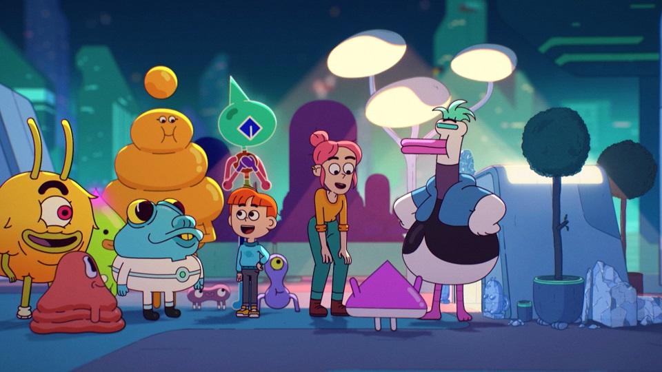 Elliott from Earth, una nueva comedia de ciencia ficción y aventuras ya está disponible en HBO Max y Cartoon Network