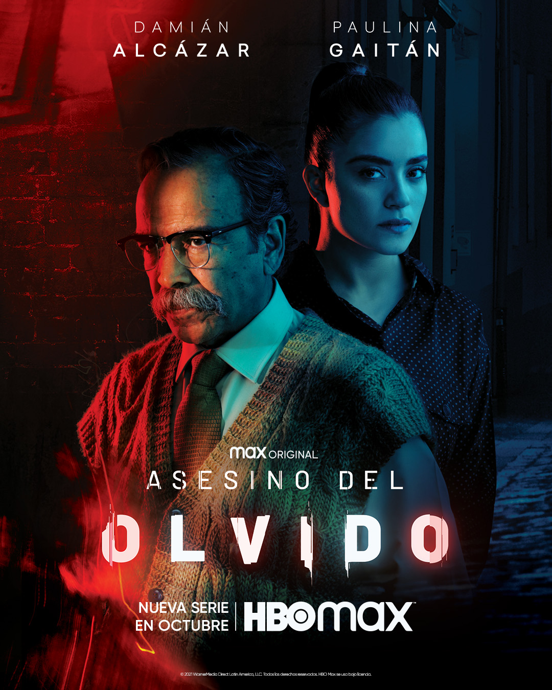 Asesino del olvido, la nueva producción MAX original mexicana llega a HBO Max este octubre