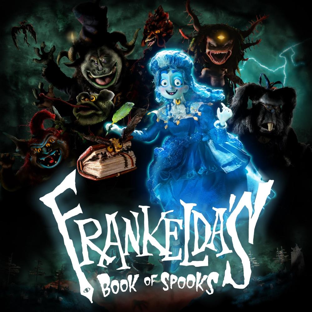 Llega el estreno de 'Sustos ocultos de Frankelda', la primera producción original de  Cartoon Network Latinoamérica para HBO Max