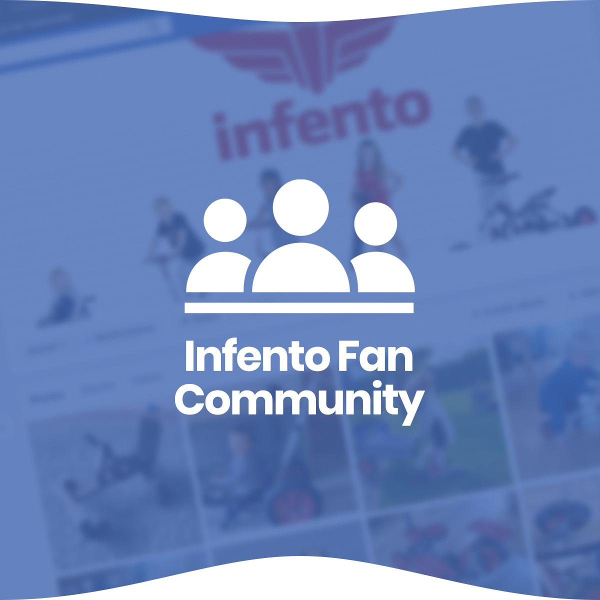 join Infento community