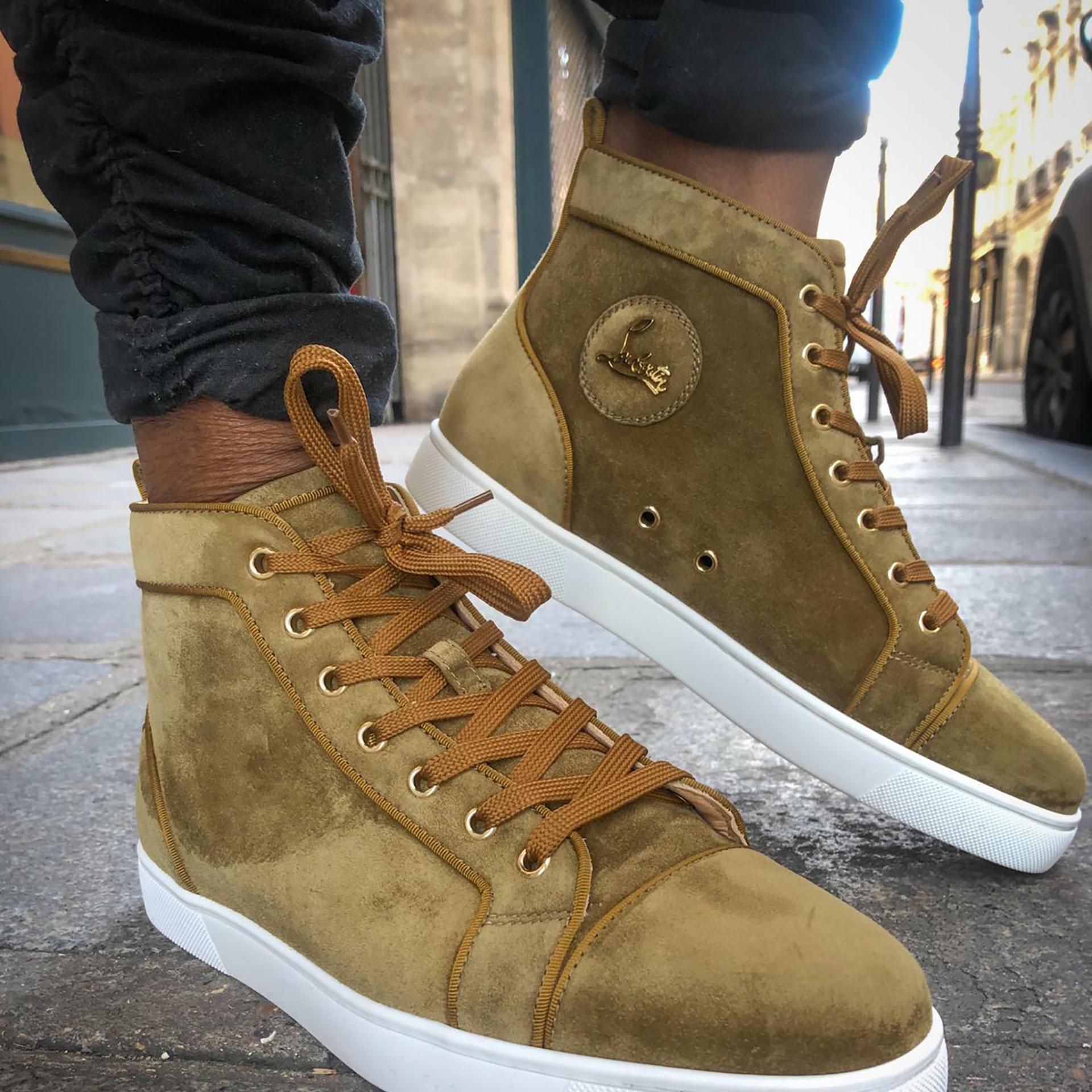 mens luxury sneakers