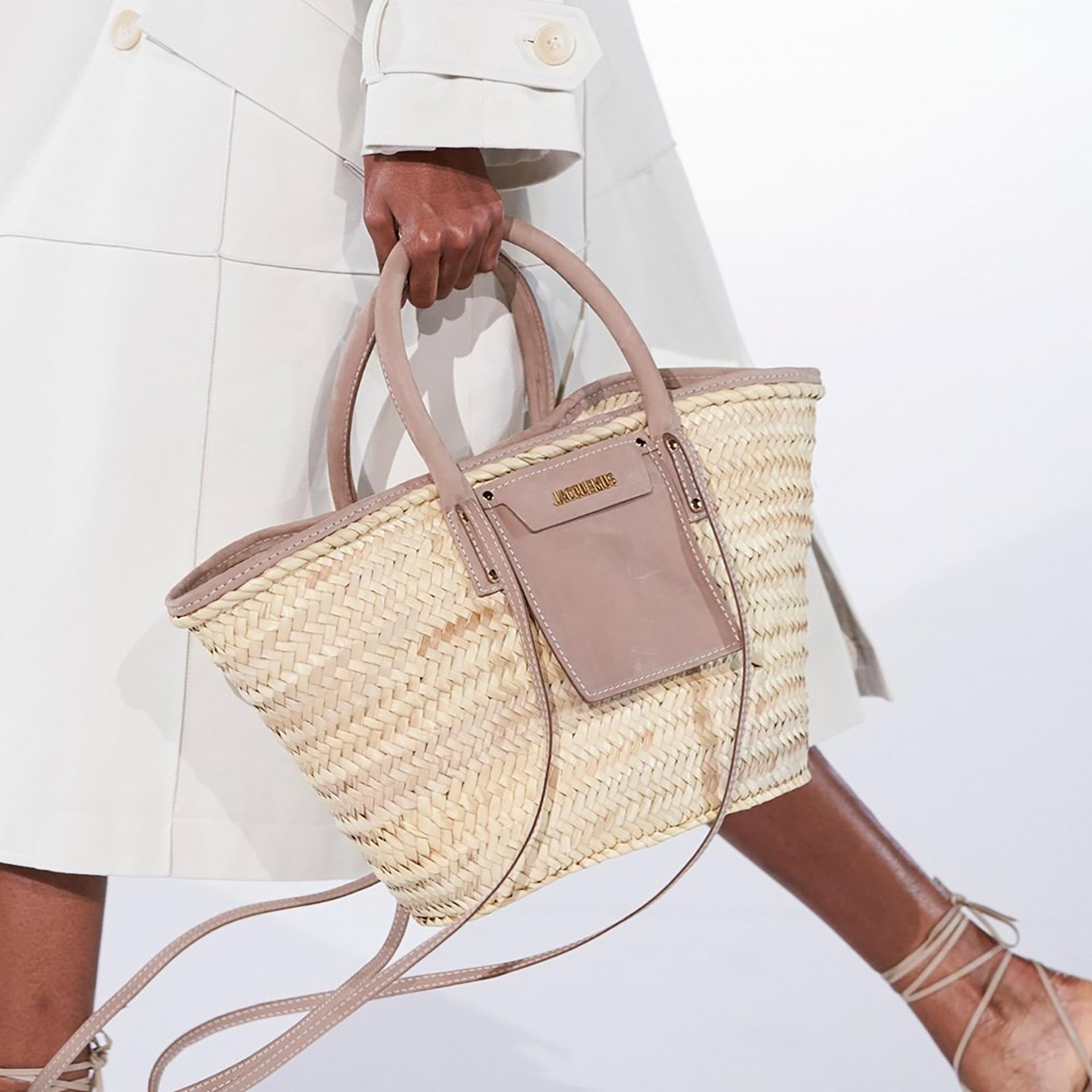 Spring designer handbag trends