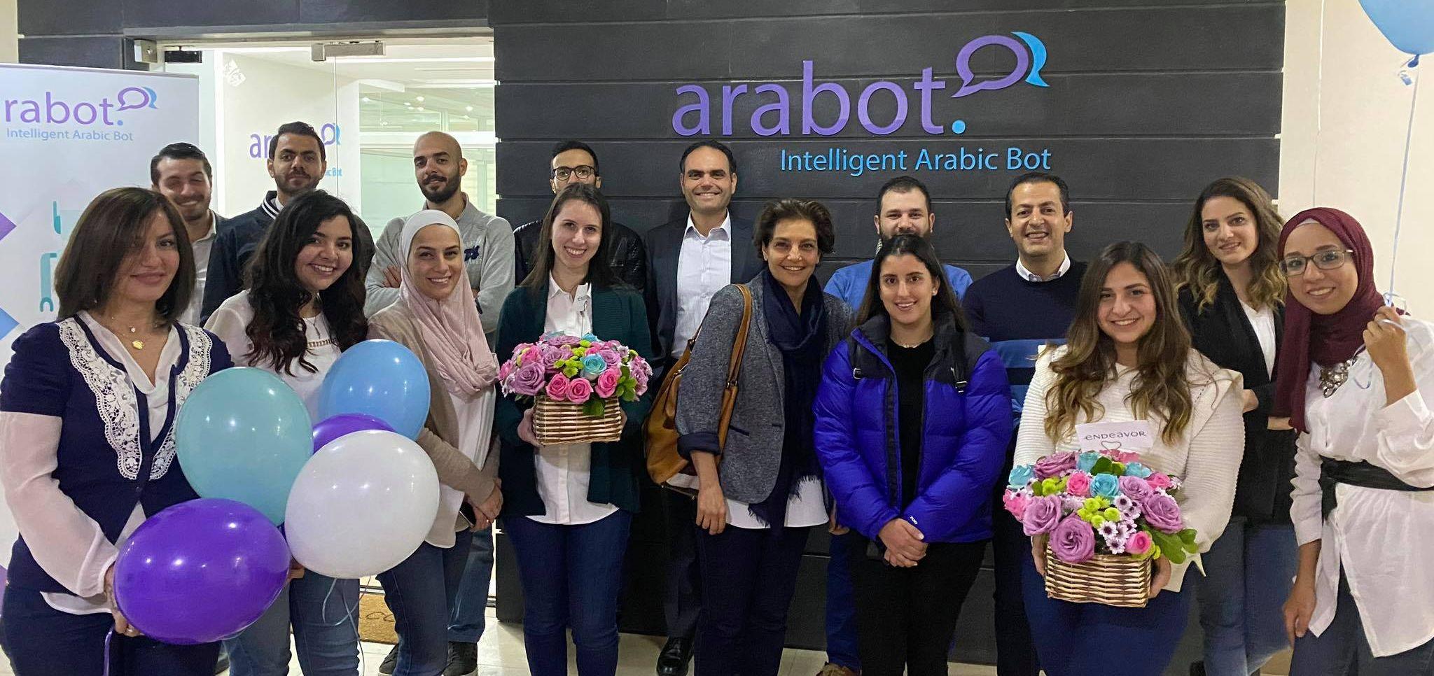 arabot team