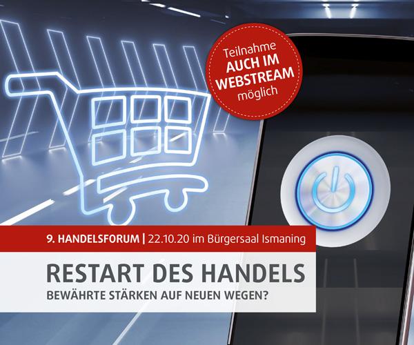 RESTART DES HANDELS – bewährte Stärken auf neuen Wegen?