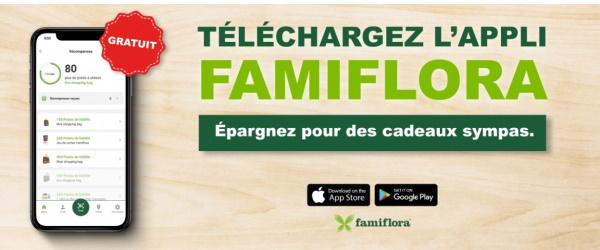 promo famiflora app