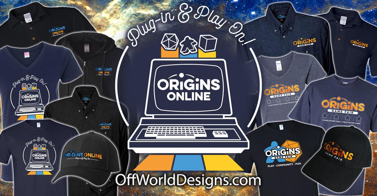 Origins Online 2020