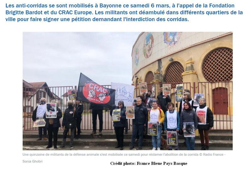 Crédit photo : France Bleue Pays Basque