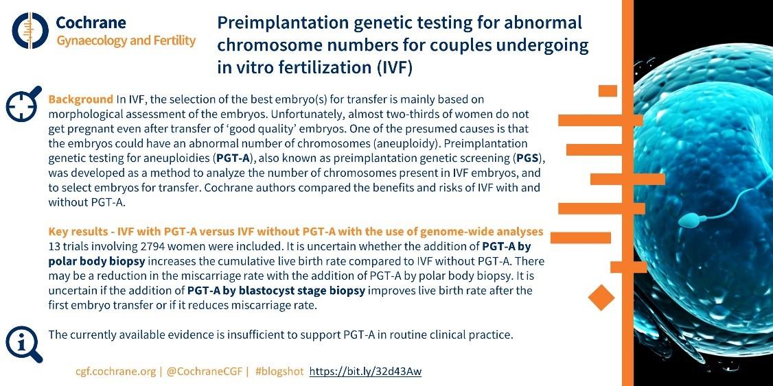 PGT in IVF blogshot